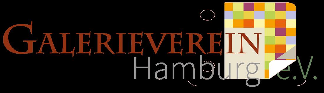 Galerieverein Hamburg e.V. Logo